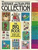 Keepsake Transfer Collection, The Big Book
