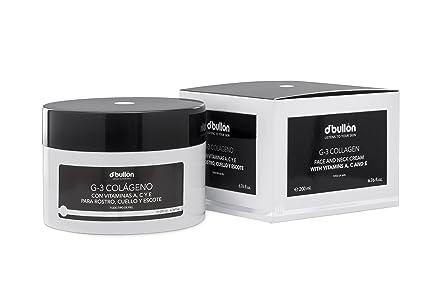 DBullón Profesional Crema G-3 Colágeno con Vitaminas A, C Y E Para Rostro