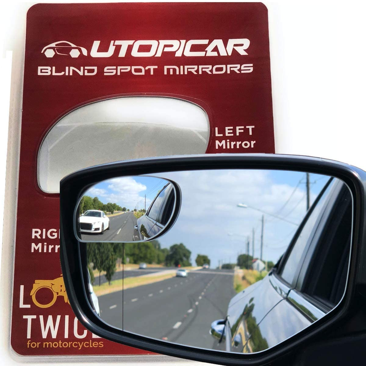 Blind Spot Mirrors