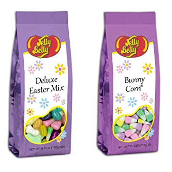 Amazon jelly belly easter candy gift bag set bunny corn jelly belly easter candy gift bag set bunny corn candy corn deluxe negle Image collections