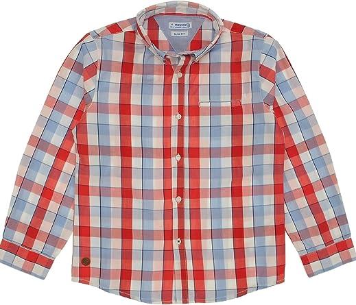 Mayoral 28-03166-011 - Camisa para niño 9 años Granadina ...