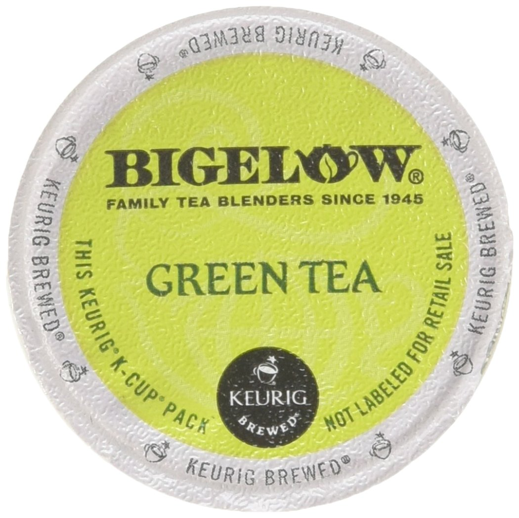 Bigelow Green Tea K-Cup for Keurig Brewers, 96 Count
