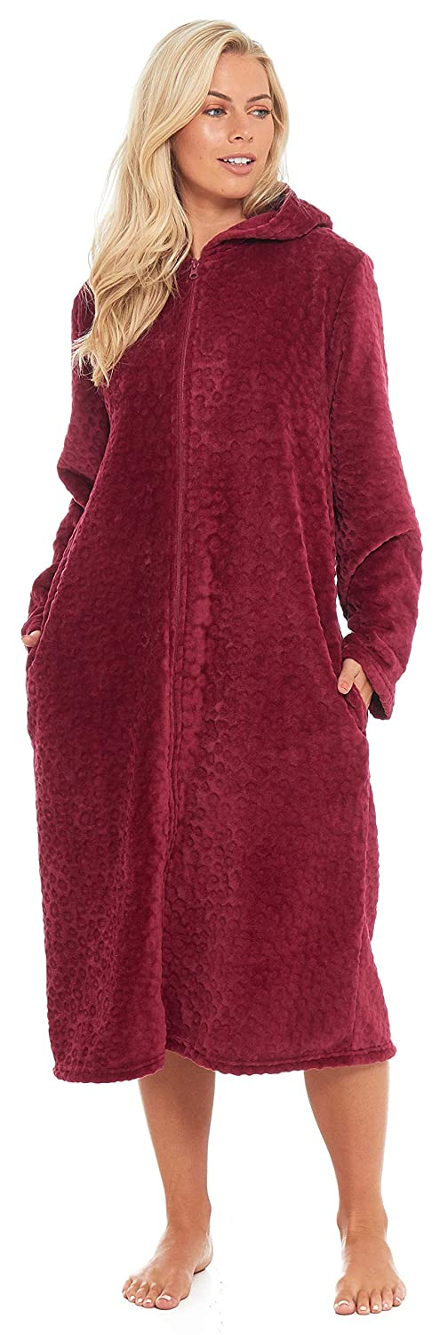 b0fe3f13f9 Product description. BRAND NEW FOR AUTUMN  WINTER! Full Zipped dressing gown  ...