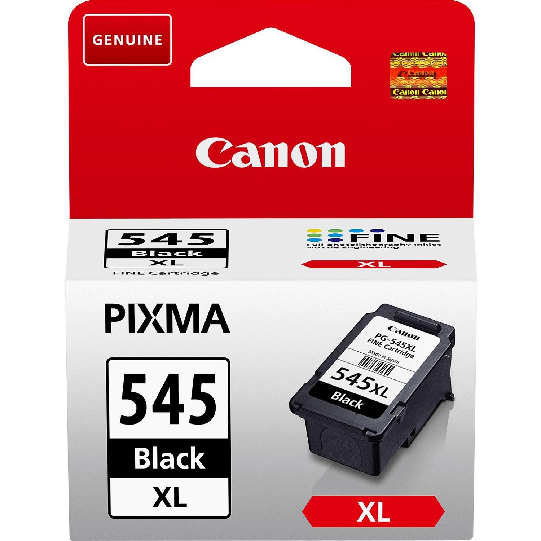 Canon PG-545XL+CL-546XL Valuepack de tinta original BK XL+Tricolor XL (GP-501 50 sheets) para Impresora de Inyeccion de tinta Pixma ...