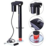 3500 lbs Electric Power Tongue Jack RV Boat Jet Ski Trailer Camper 12V CHOOSEandBUY