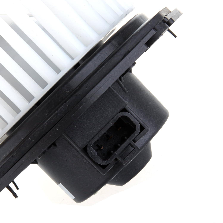 Heater Blower Motor ABS plastic w//Fan SCITOO Motor fit 2002-2005 Buick LeSabre 2002-2005 Cadillac Deville 2002-2004 Cadillac Seville 2002-2003 Olds Aurora 2002-2005 Pontiac Bonneville