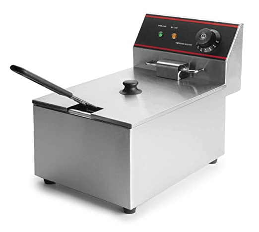 Lacor - Freidora electrica 6 lts 2500w: Amazon.es: Hogar