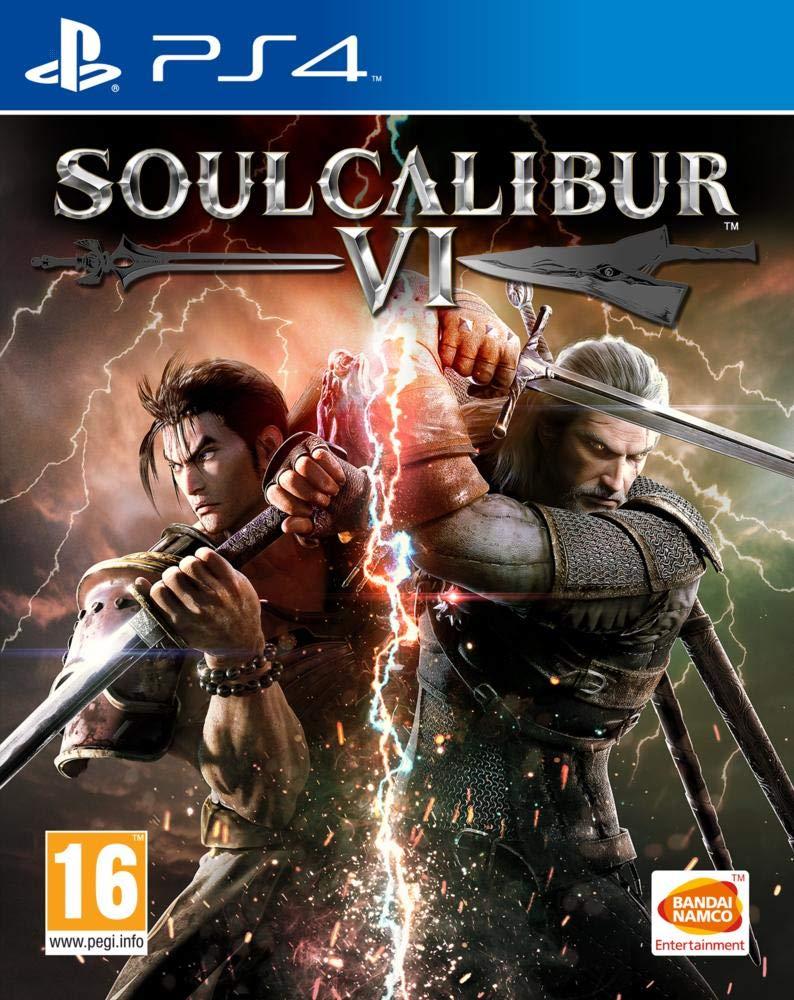 SoulCalibur VI - PS4 | Project Soul. Programmeur