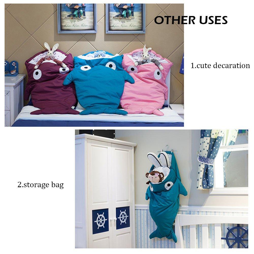 Melissa Fashion Winter Cotton Sleeping Bag for Kids Children's Cute Shake Slumber Bags Blanket (GIFT BOX 5(0-12M))