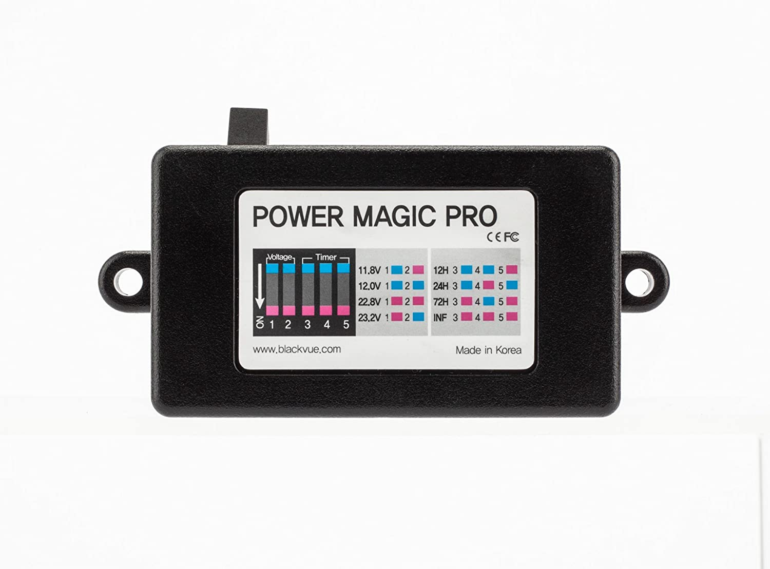 Power Magic Pro Battery Discharge Prevention Device for Parking Mode