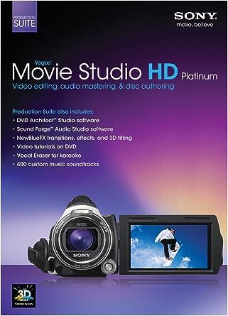 Sony Vegas Movie Studio Hd Platinum 11 Cheap License
