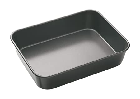 Kitchencraft Master Class Bandeja Asador Horno, Acero, Negro, 34 x ...