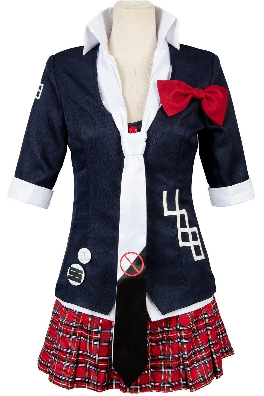 Dangan-Ronpa Junko Enoshima Cosplay Costume