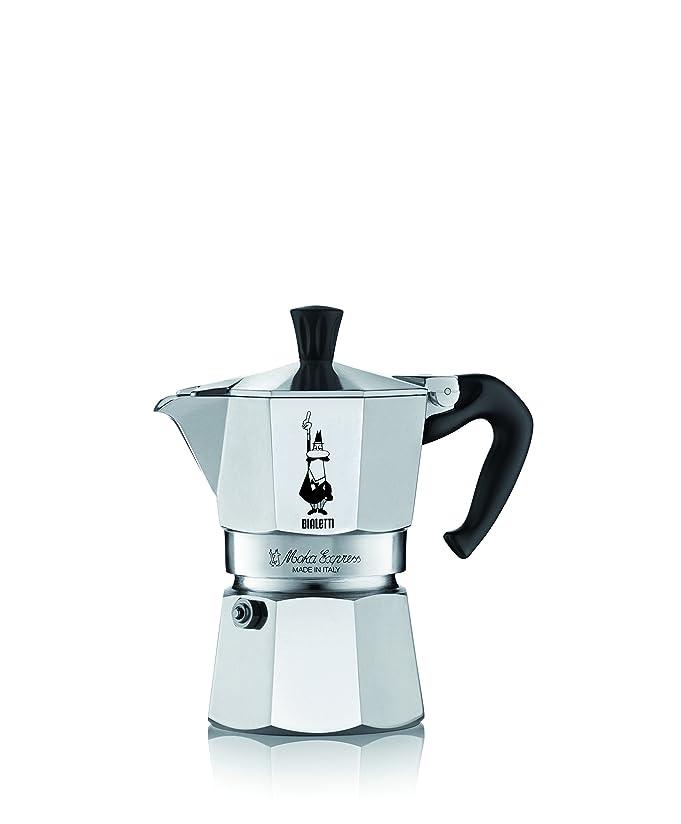 Amazon.com: Bialetti Moka Express 3 Cup Espresso Maker 06799: Home ...