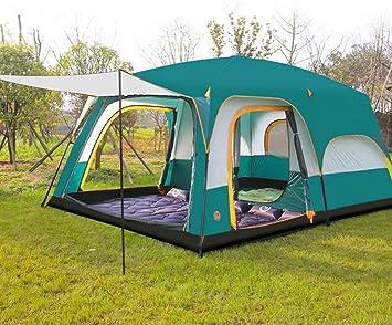Carpa Tienda Grande, Camping Dos Habitaciones, Dos ...