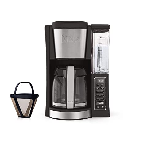 Amazon.com: Ninja - Cafetera programable de 12 tazas con ...