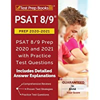 PSAT 8/9 Prep 2020-2021: PSAT 8/9 Prep 2020 and 2021 with Practice Test Questions [2nd Edition]