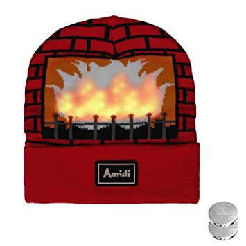 Image Unavailable. Image not available for. Color  Fairytaloid Flickering  Flames Light Up Hat fa8db11fad4a