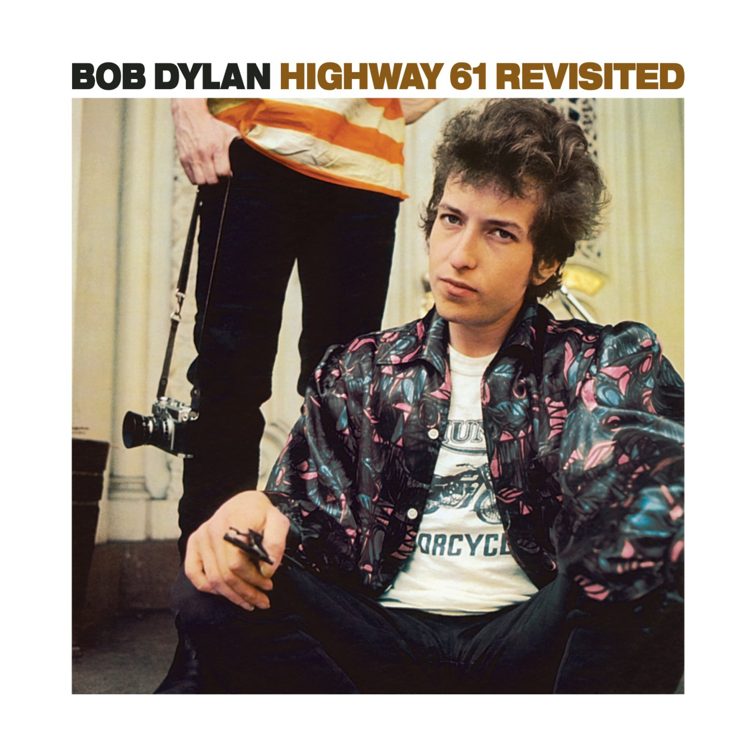 Image result for highway 61 revisited album cover