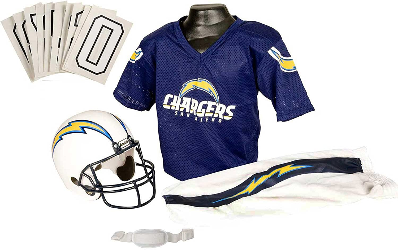 Franklin Sports NFL Cowboys Childs Helmet and Uniform Set