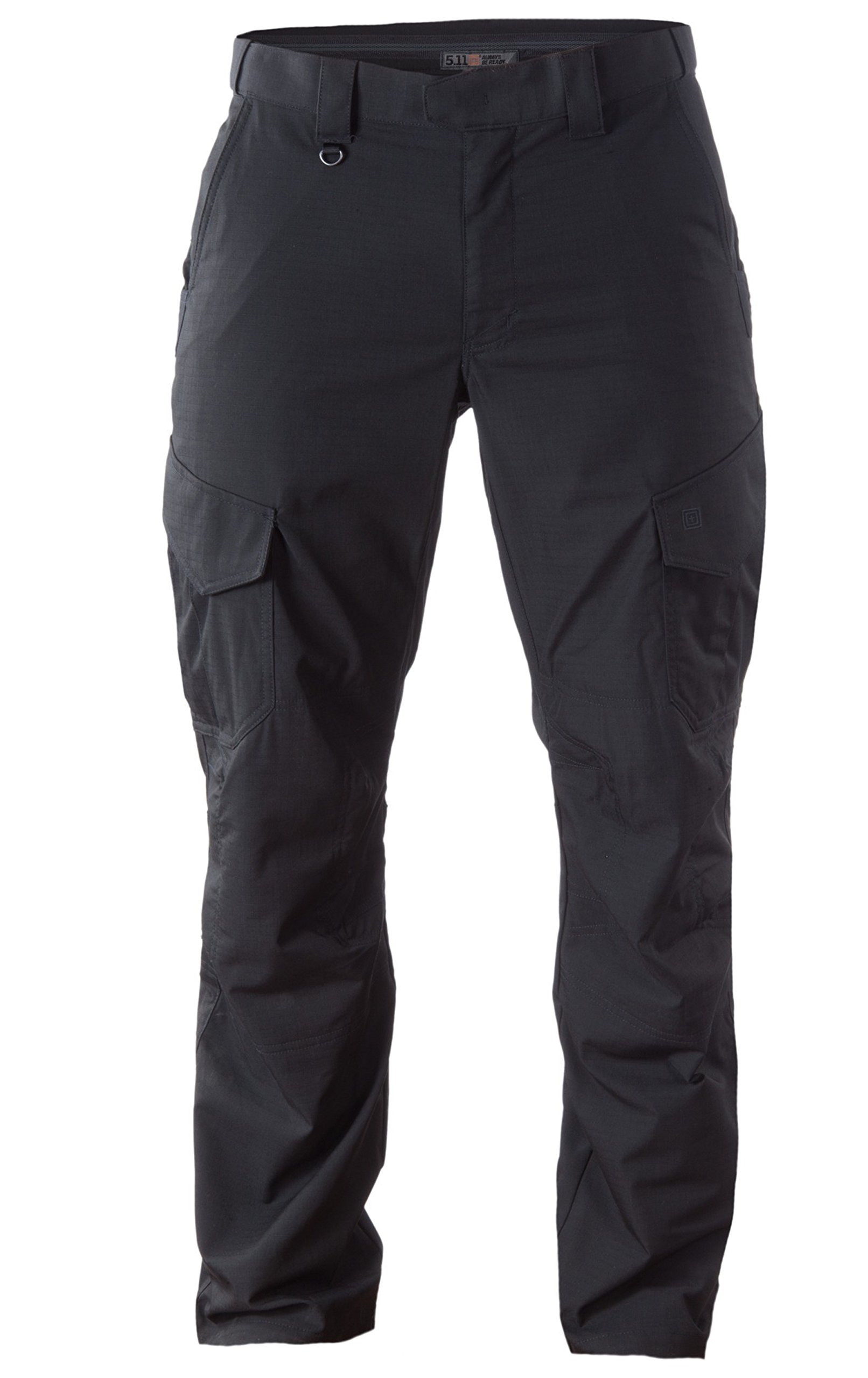 5.11 Men's Stryke Motor Pants, Black, 36-Waist/30-Length by 5.11