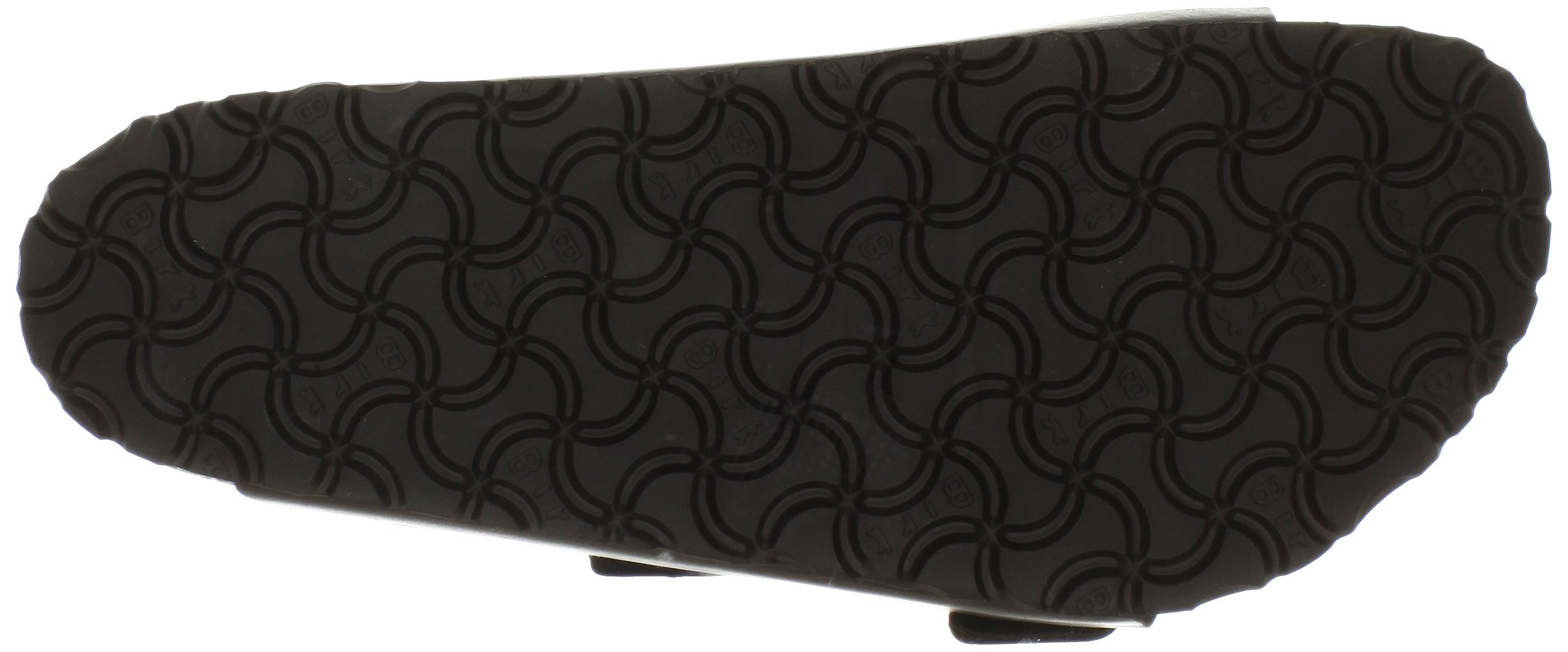 Birkenstock Unisex Arizona Brown Amalfi Leather Sandals - 39 M EU / 8-8.5 B(M) US by Birkenstock (Image #3)