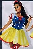 Generique Sexy Märchen Prinzessinnen-Kostüm für Damen S