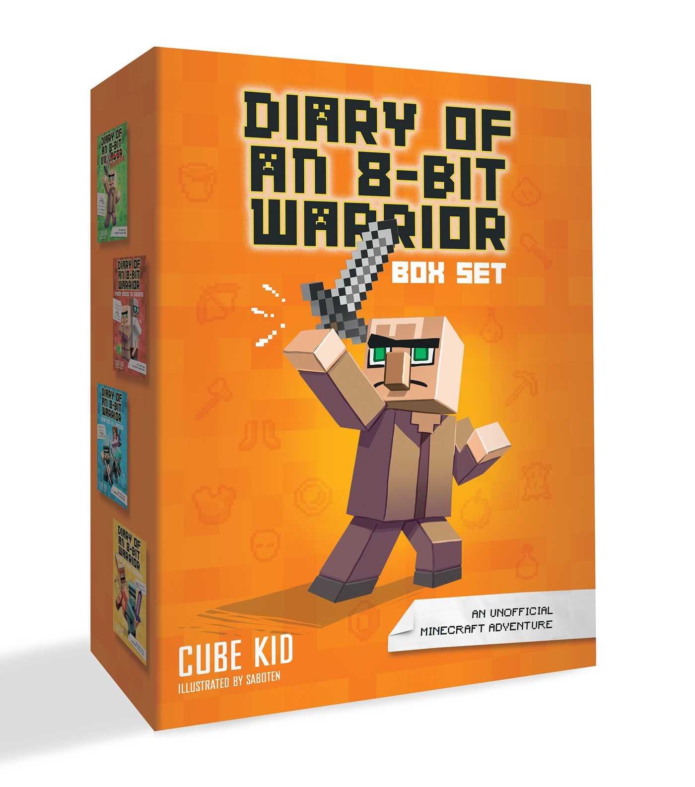 Diary 8 Bit Warrior Box Set product image