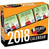 CAL 2018-DILBERT DAY-TO-DAY CA