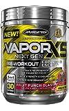 Vapor X5 (30 doses) Pré Treino - MuscleTech - Fruit Punch