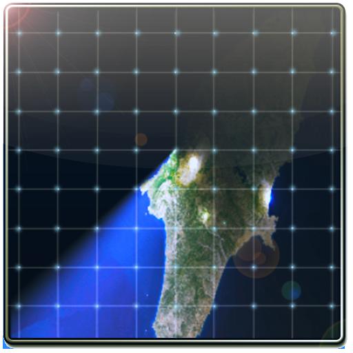 Army Issue Radar Live Wallpaper ()