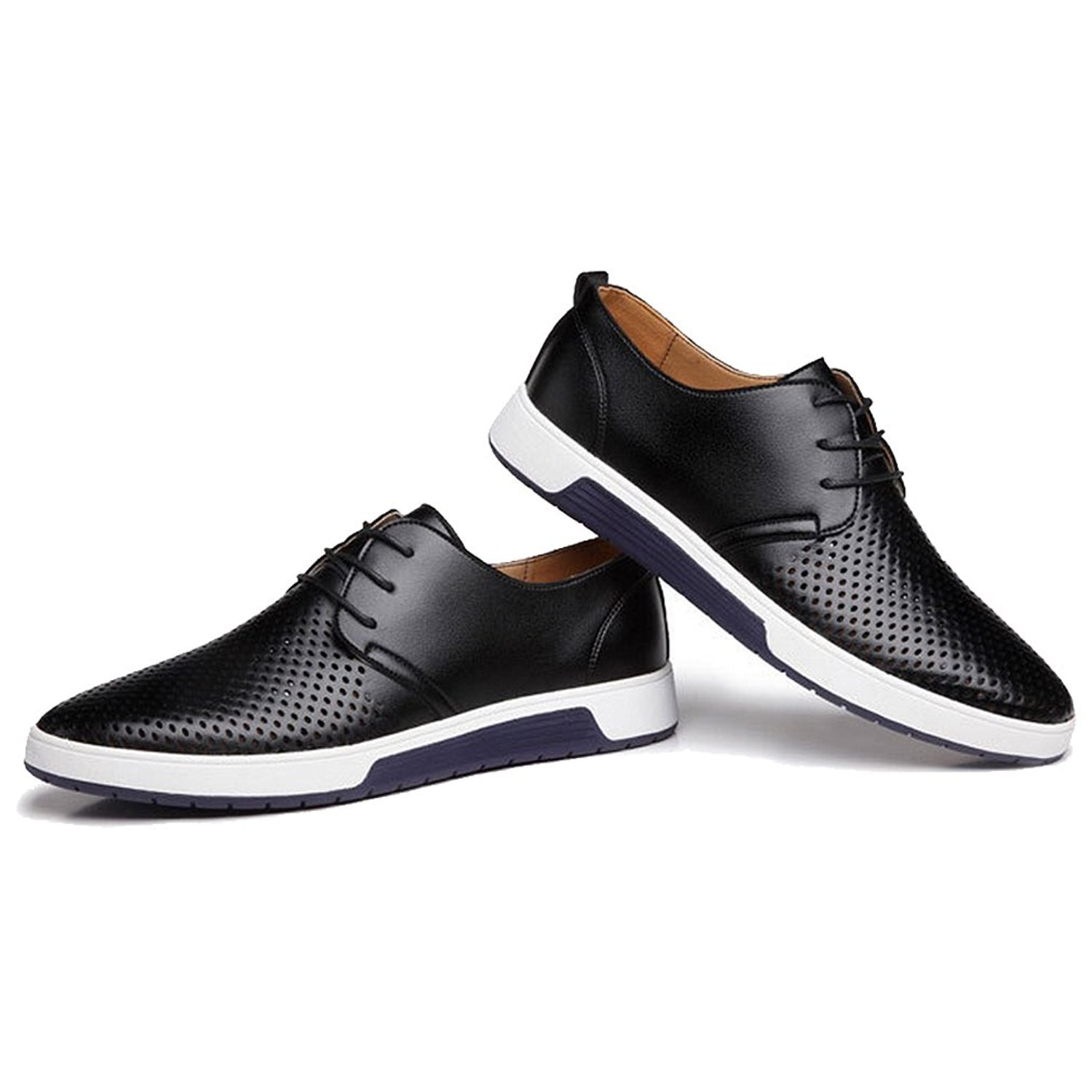 Casual Oxford Shoes Breathable Flat