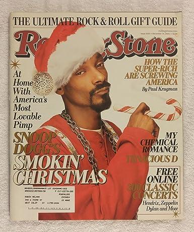 on sale c25ec d00d5 Snoop Dogg - America's Most Lovable Pimp - Rolling Stone ...