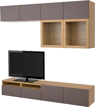 Zigzag Trading Ltd Ikea Besta Tv Combinaison De Rangement