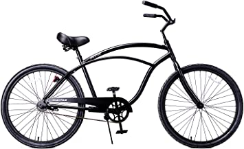 BLACK CRUISER COMFORT CITY ELECTRIC BIKES FITO GS CLASSIC BICYCLE SEAT SADDLE