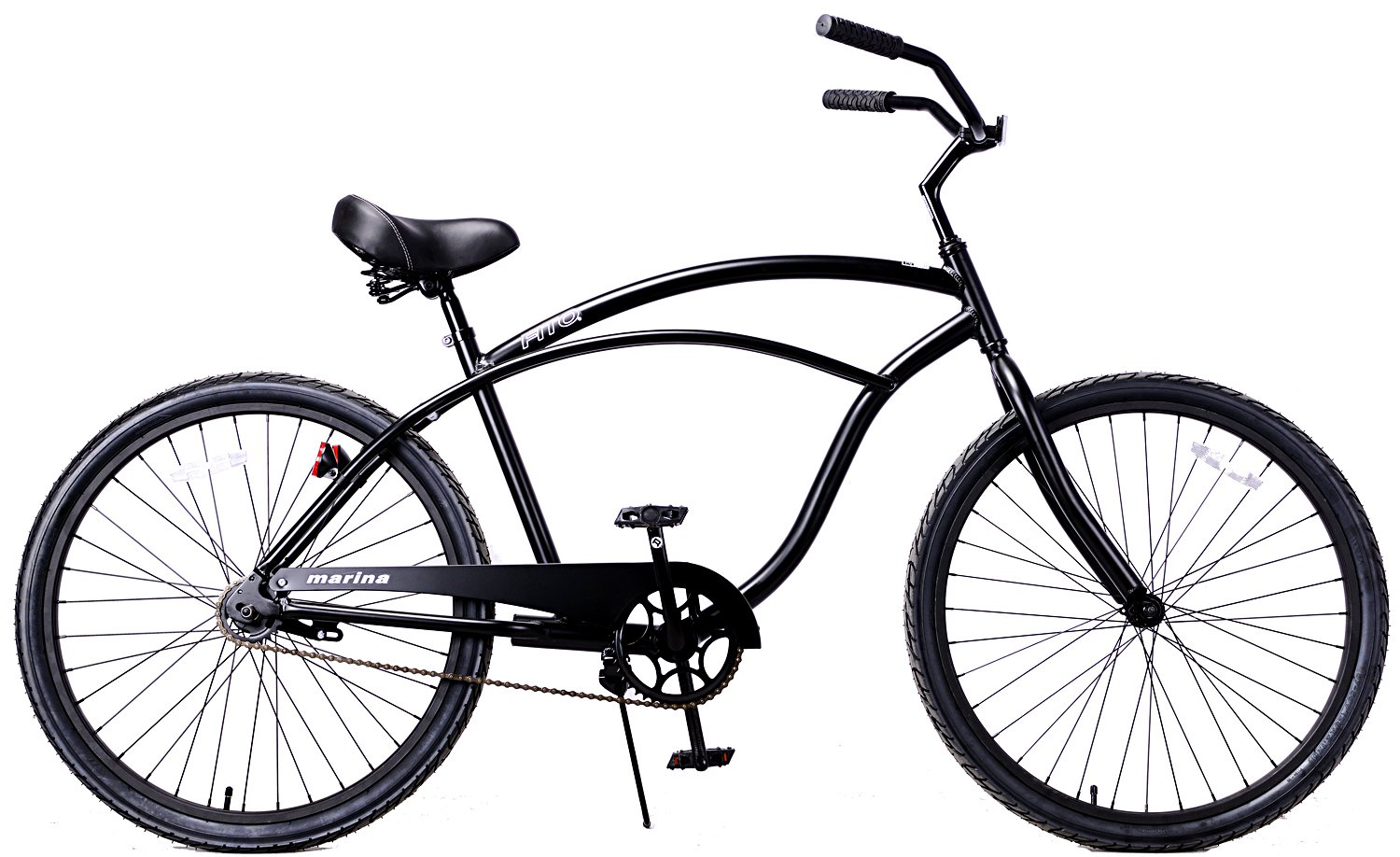 Fito Men s Marina 2.0 Aluminum Alloy 1 Speed Beach Cruiser Bike