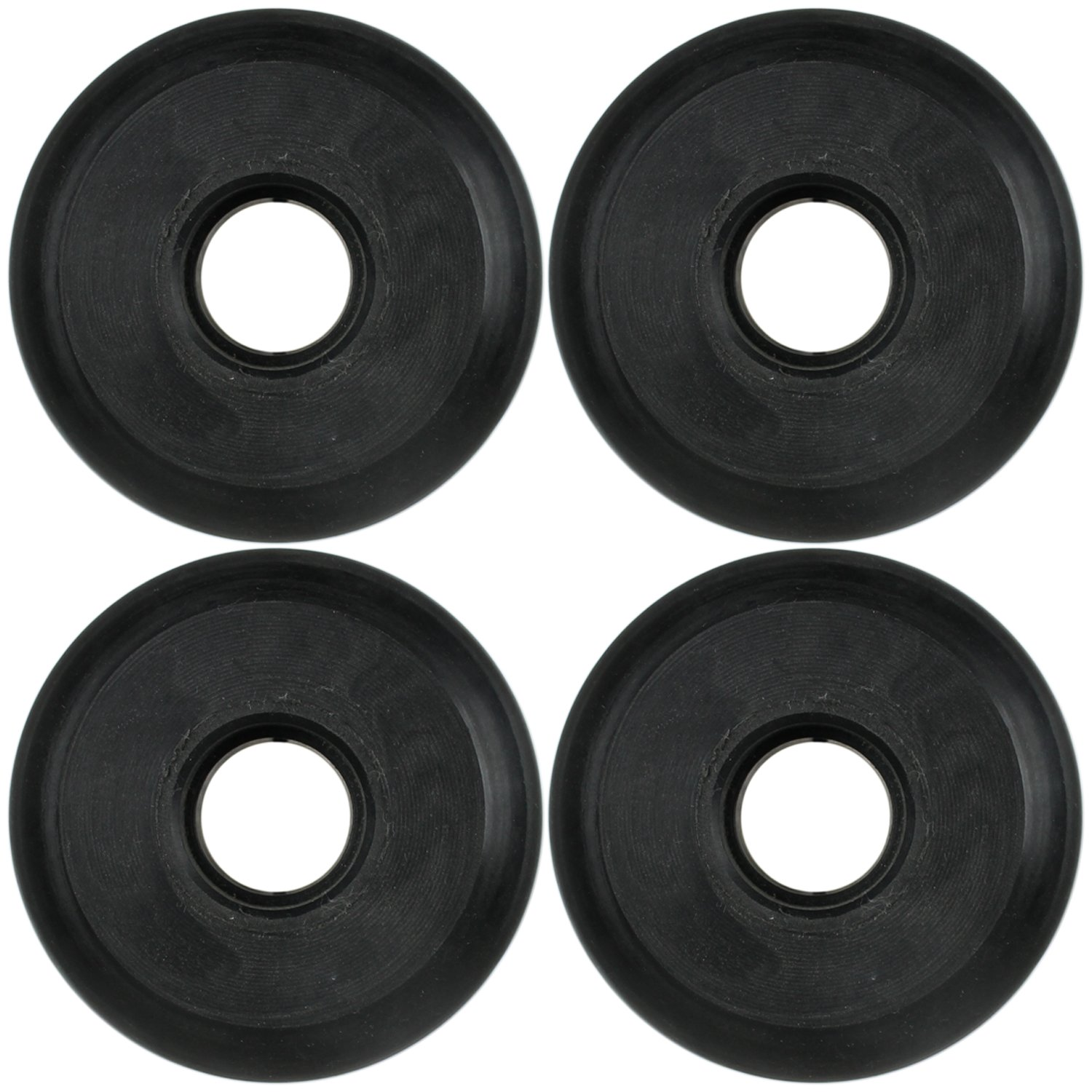 Choice Inline Skate Wheel Black 68mm 88a Set of Four