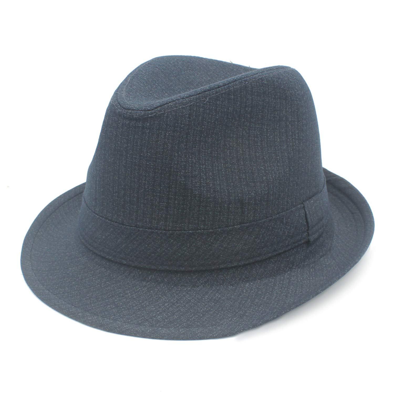Cookisn Hat Gentleman Dad Beach Homburg Fedora Godfather Hat Father Gift