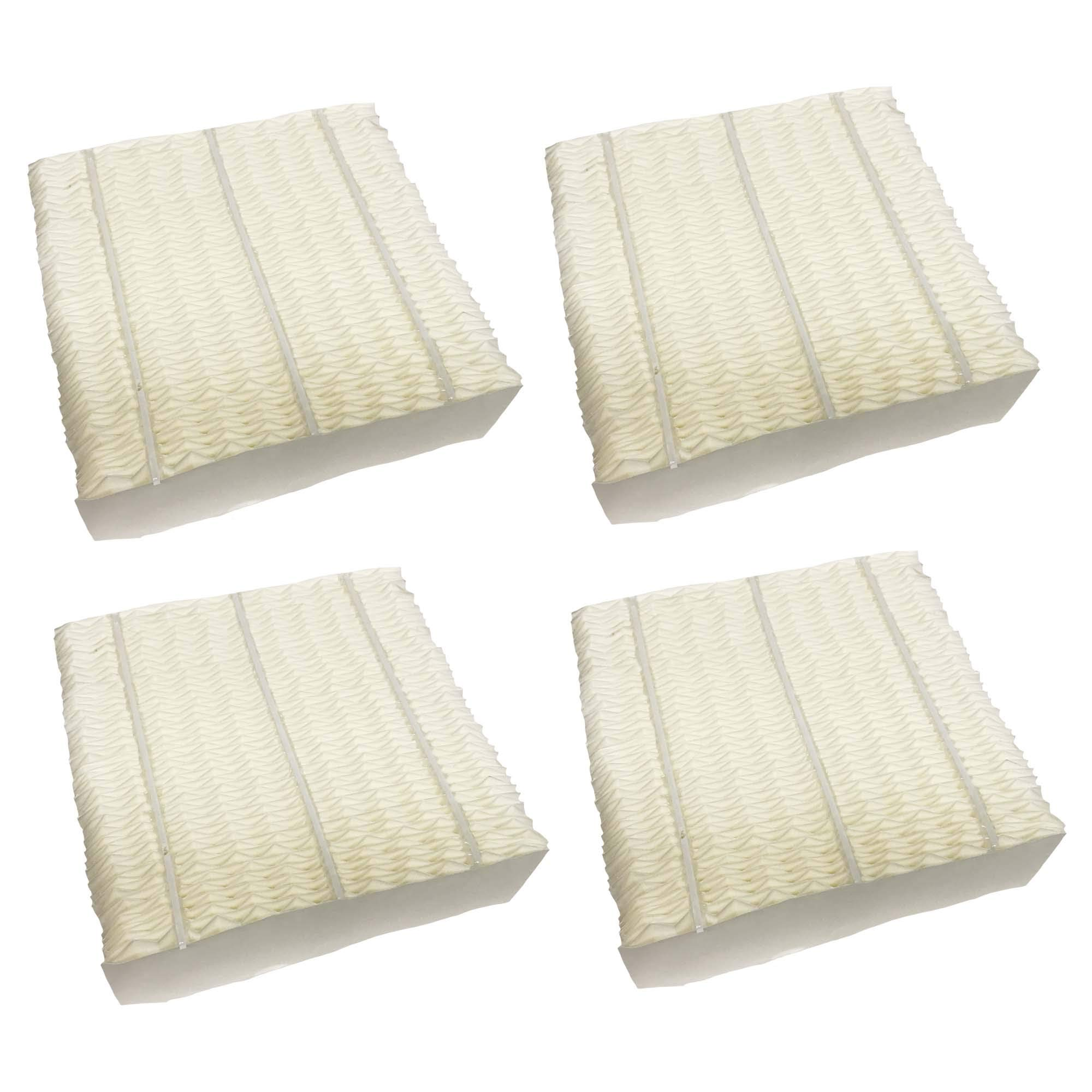Think Crucial 4 Replacements Aircare 1043 Paper Wick Humidifier Filter Fits Spacesaver 800, 8000 Series Console, 10.8'' x 4.2'' x 12.5''