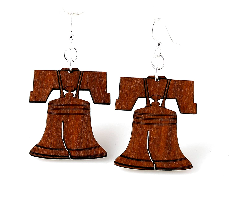Liberty Bell Earrings