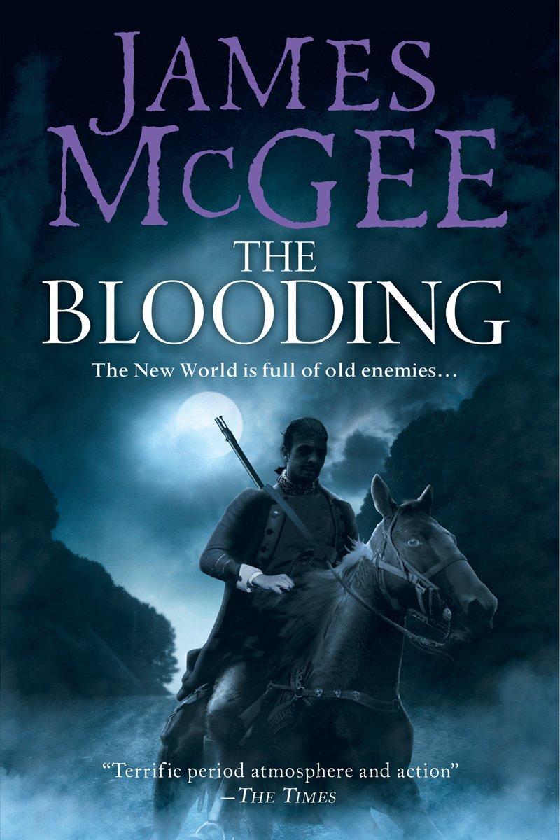 The Blooding: A Novel Text fb2 book
