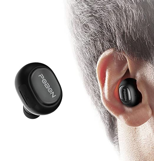 Bluetooth Headset, Q26 Mini Invisible Earpiece In Ear V4.1 Wireless Bluetooth Car Headset