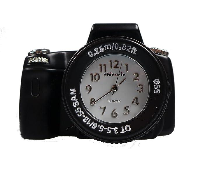 Reloj Miniatura – Fotos – Vintage Reloj – coleccionistas Reloj con caja de regalo de calidad