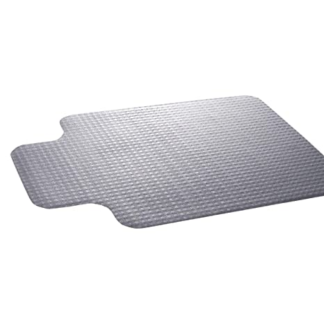 Costzon 36quotx48quot PVC Home Office Chair Floor Mat Studded Back With Lip For