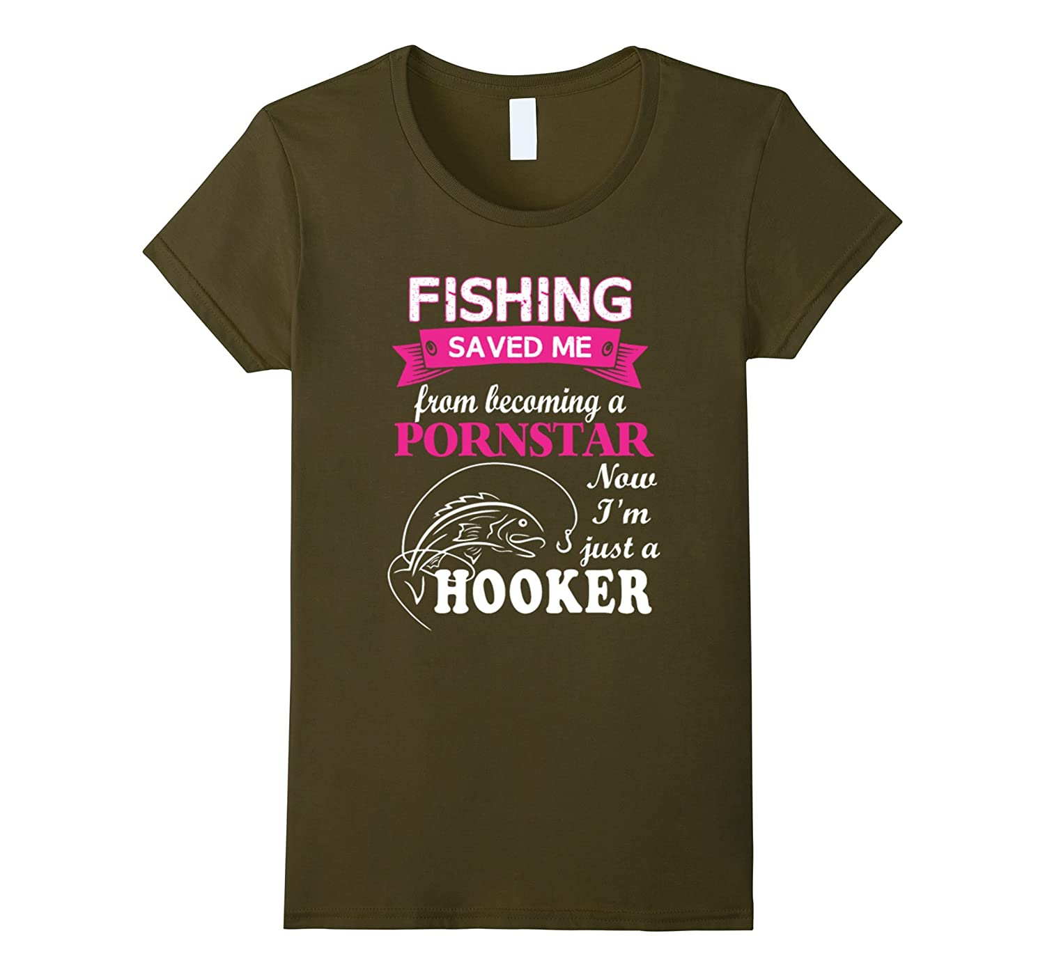 Fishing Saved Me From Becoming A Pornstar I'm Just A Hooker