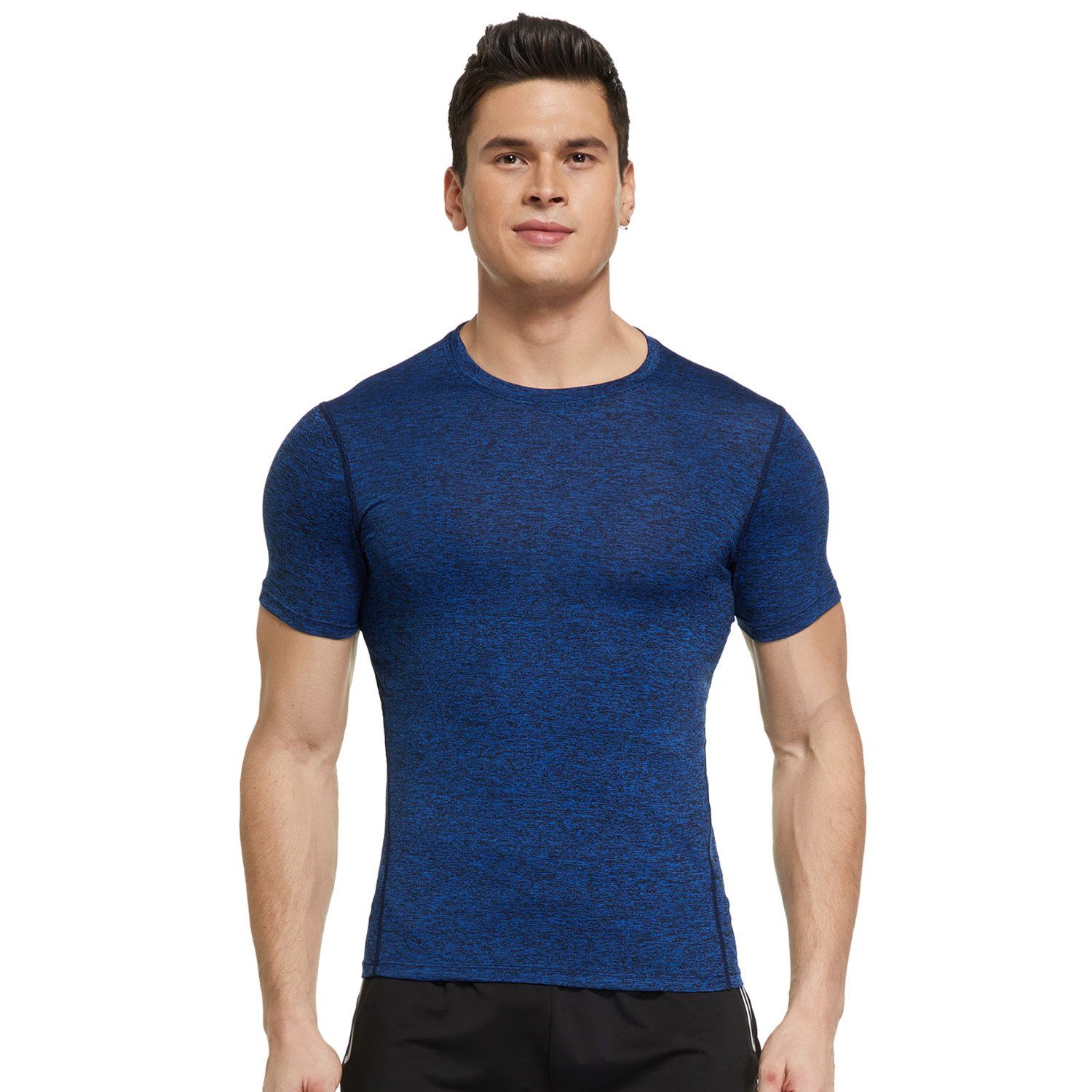 c5afc97c ✅Outstanding Moisture-wicking✅ ----- Dri fit shirts men, showing strong  body, providing close comfort, like the second layer of skin.