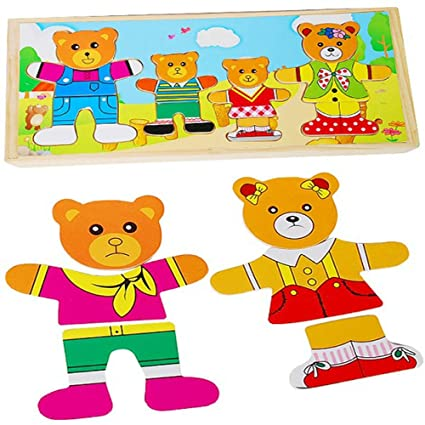 Puzzles Puzzles & Games Animal Wooden Puzzle Games Fruit Learning Educational Jigsaw Puzzles Toys For Kids Gift Dependable Performance