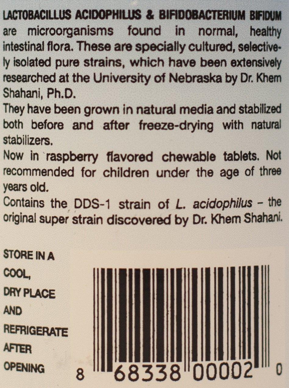 Amazon.com: Del Dr. shahani pro-flora Frambuesa Flavored ...