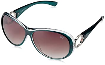 e7bf42a80c95af DICE Damen Sonnenbrille D048713 dark crystal: Amazon.de: Sport ...