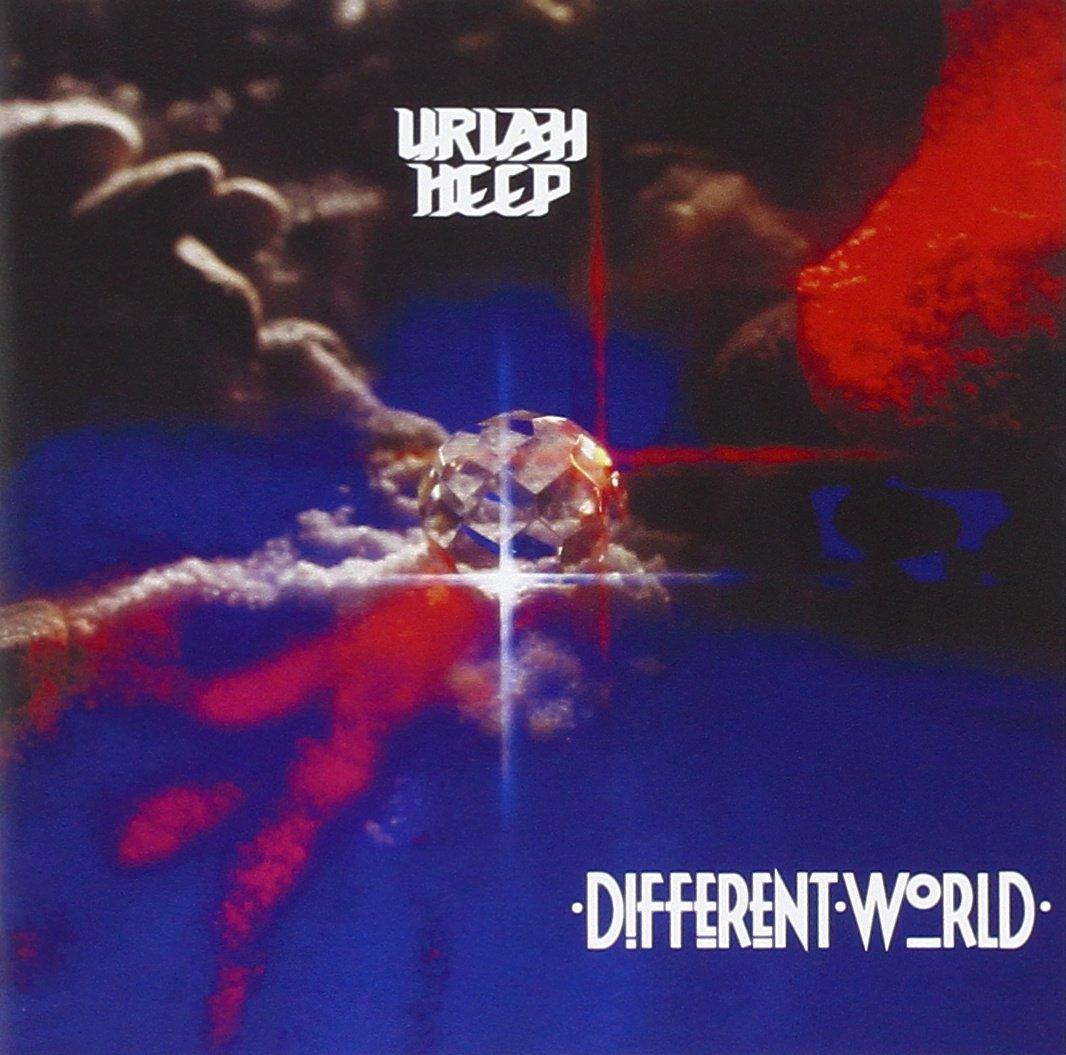 Uriah Heep Different World Amazon Com Music